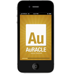 Auracle Gold Tester AGT-2 iPhone Welcome Splash Screen