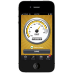 Auracle Gold Tester AGT-2 iPhone Meter Screen