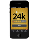 Auracle Gold Tester AGT-2 iPhone Meter Screen 24k
