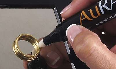 AuRACLE Gold Testing Device Pen Probe